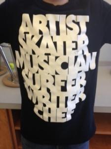 T-Shirt Award